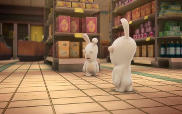 疯狂的兔子 第一季 第30集