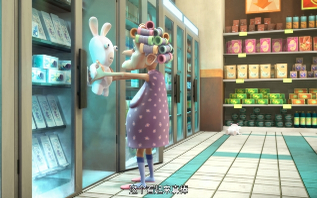 疯狂的兔子 第一季 第28集