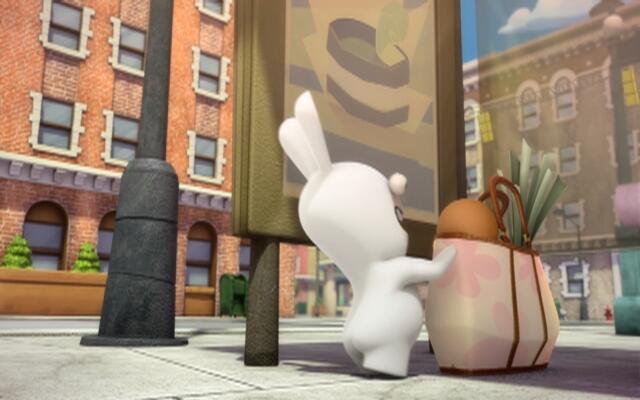 疯狂的兔子 第一季 第50集