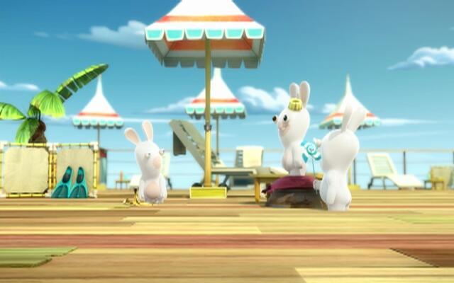 疯狂的兔子 第一季 第49集