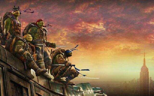 《忍者神龟2:破影而出》中国预告片