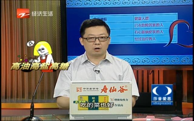 20160731《经视养生会》:夏季养心道之西医