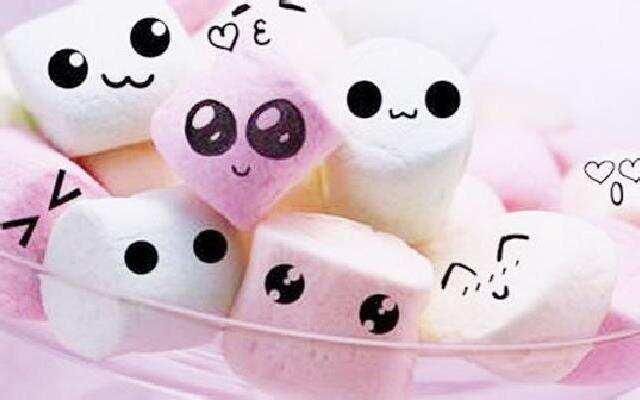 棉花糖的5种神奇吃法