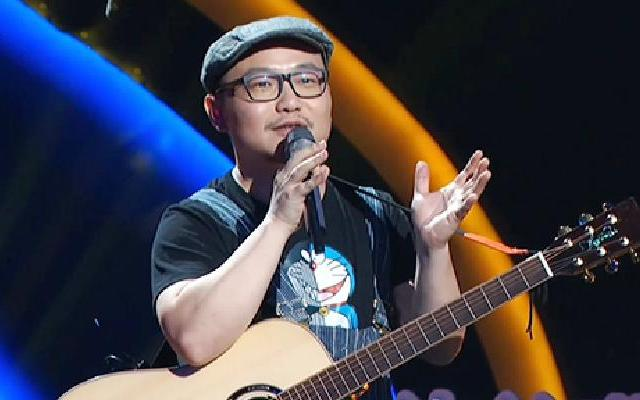《中国新歌声》:杨山《小雪》