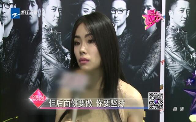 《中国新歌声》拥有独特嗓音的万妮达