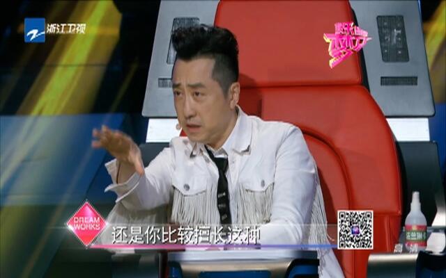 《中国新歌声》邻家小妹妹王闯