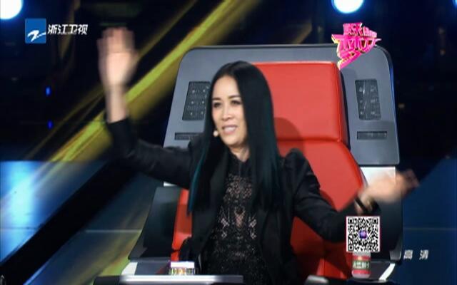 《中国新歌声》跨界歌手李咏