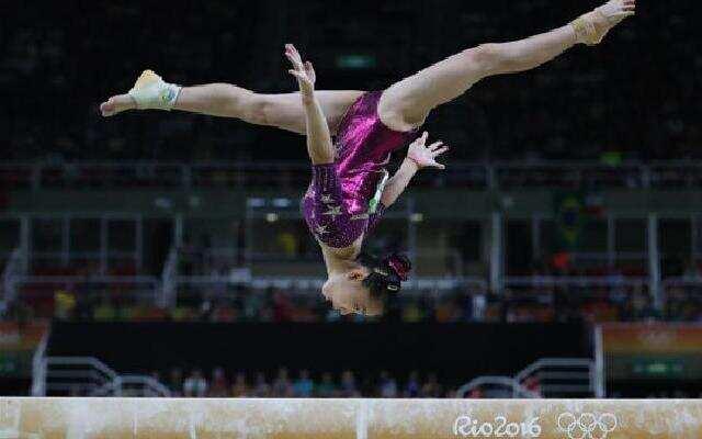 那些年中国体操队被禁的动作 太牛了!