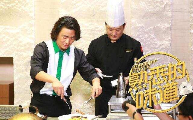 《熟悉的味道》第9期:王宝强蓄长发与李咏撞发型 为母亲展现惊人好厨艺