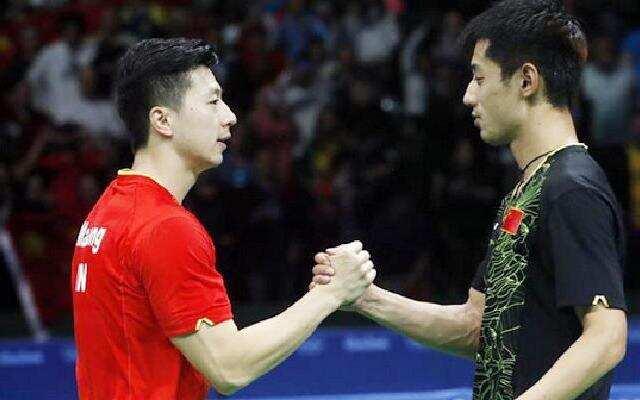 张继科马龙:我们是奥运最强CP