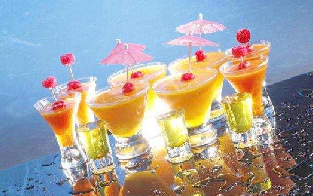 教你5种简单好做的冷饮店招牌冰饮