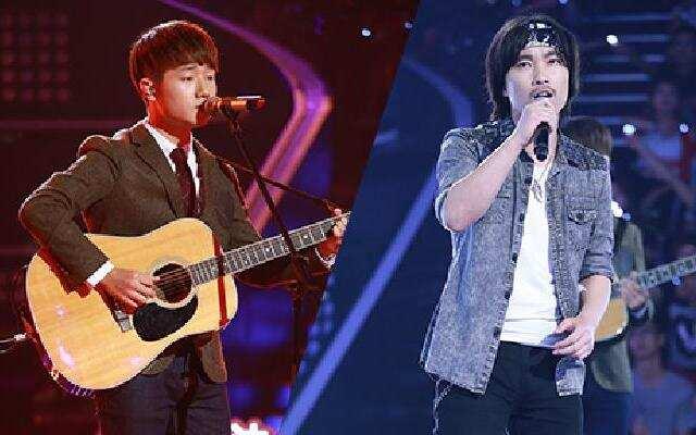 《中国新歌声》:项亚蕻《空空如也》VS...