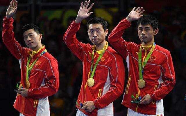 三分钟回顾里约奥运中国夺金瞬间