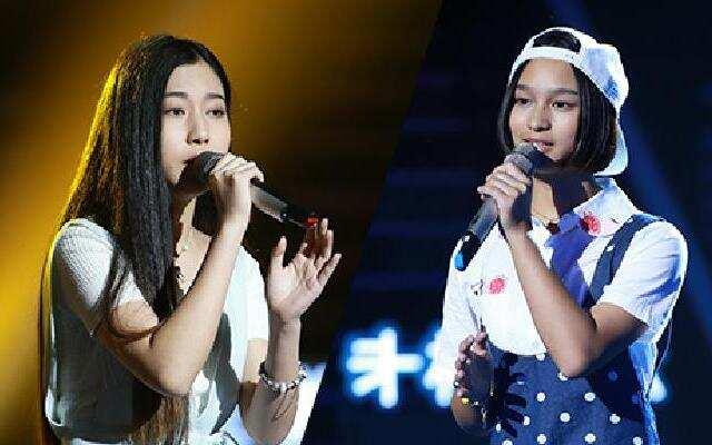《中国新歌声》:王闯《忘记拥抱》VS吴映香《秋天别来》
