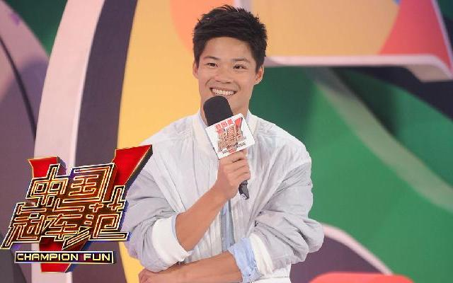《中国冠军范》第16期:百米飞人苏炳添腿力惊人 谈偶像秒变刘翔小粉丝