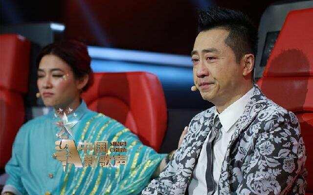 《中国新歌声》第8期:范晓萱助阵哈林十强赛 最虐心对决哈林泪洒舞台