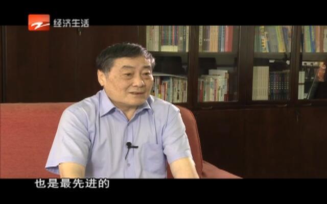 20160903《风云浙商面对面》:专访娃哈哈集团董事长——宗庆后