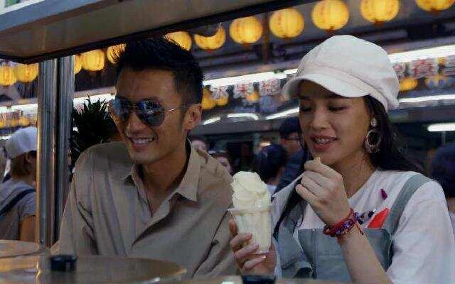 第三季《十二道锋味》舒淇谢霆锋逛吃台湾美食