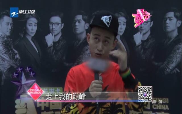 《中国新歌声》酷似哈林的吴江