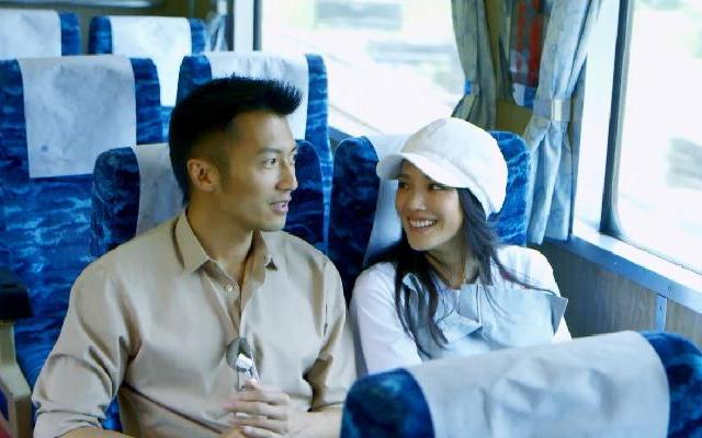第三季《十二道锋味》谢霆锋舒淇同坐火车讲述旅途趣事