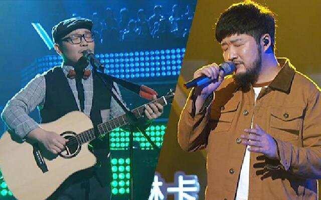 《中国新歌声》:苏立生《难道》VS杨山《九月》