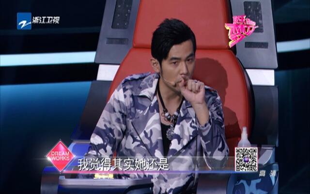 《中国新歌声》青春美少女之间的对战