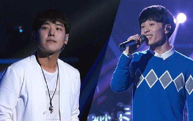 《中国新歌声》:杨搏《少年故事》VS白静晨《克卜勒》