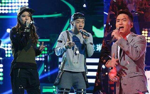 《中国新歌声》:低调组合《平凡之路》VS郑迦文《Lost Stars》
