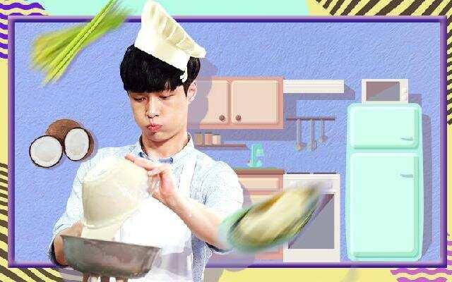 疯味绵羊兴:如果张艺兴做香茅椰汁煮青口