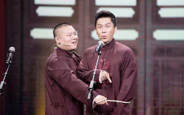 《喜剧总动员》三个男人一台戏 小岳岳骗术不精遭拆台