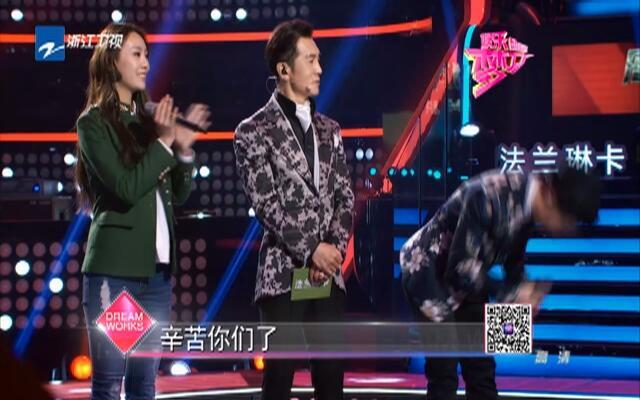 《中国新歌声》羽田被杰伦嫌弃游戏玩的不好