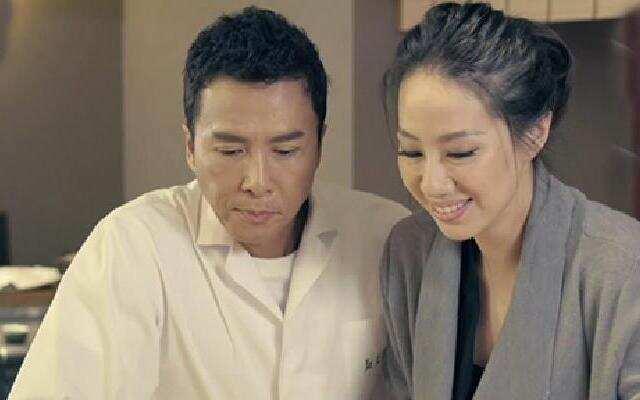 第三季《十二道锋味》甄子丹老婆品尝老公杰作 亲自喂食尽显甜蜜
