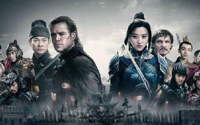 《长城》中国预告片