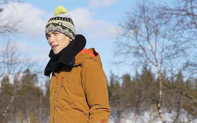 第三季《十二道锋味》冰湖钓鱼难耐漫长时光 萧敬腾成功获得首钓