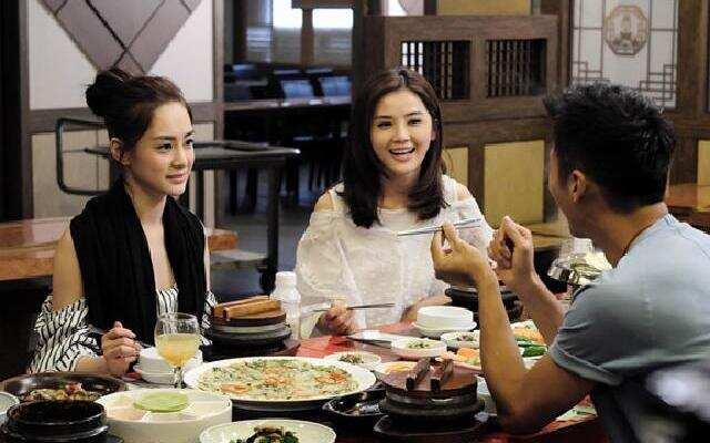 第三季《十二道锋味》twins为食客献上礼物锋味餐厅首次奉上四道菜