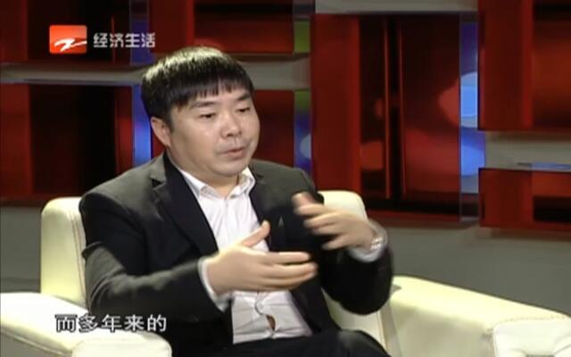 20161112《风云浙商面对面》:专访学乐董事长陈冬华