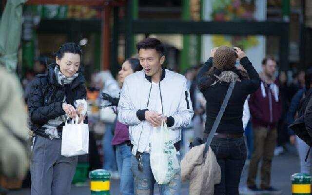 第三季《十二道锋味》:张曼玉回忆选美往事 与霆锋共享巴士下午茶