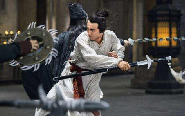 《三少爷的剑》终极预告片