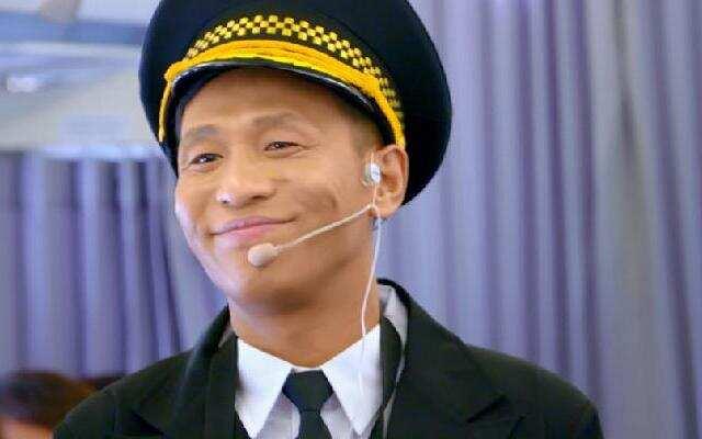 宋小宝化身机长飞上天