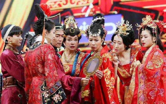 第二季王牌对王牌第六期预告片:刘晓庆蔡少芬领衔最强后宫团