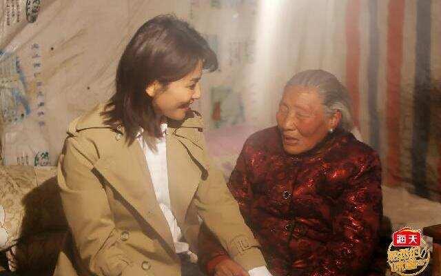第二季《熟悉的味道》:当兵时经常攒钱卖水果 刘涛与老人建立深厚感情