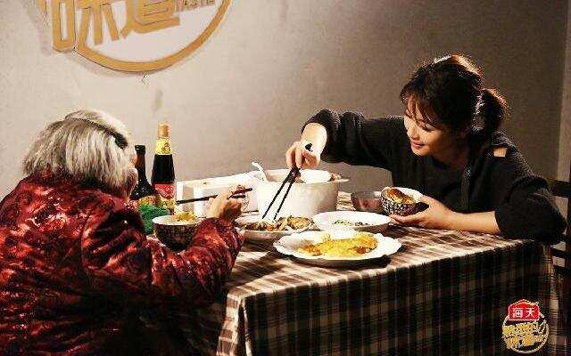 第二季《熟悉的味道》第12期:刘涛感恩忘年故人 与91岁奶奶相拥而泣