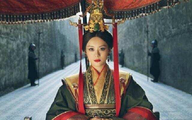 经典影视剧中制霸后宫的女人