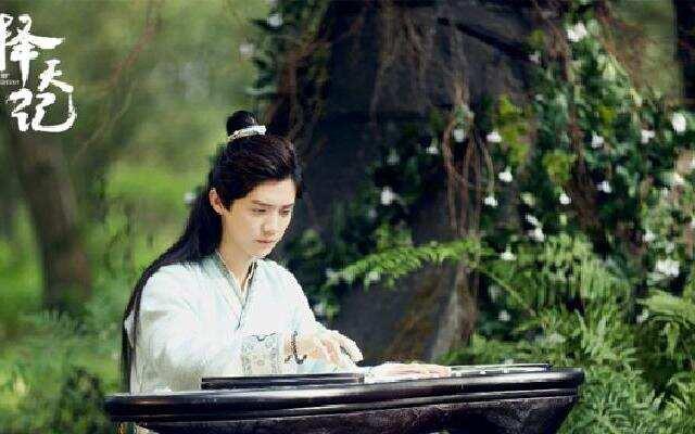 没想到你是这样的《择天记》     陆晨曦:我会对这记kiss负责的