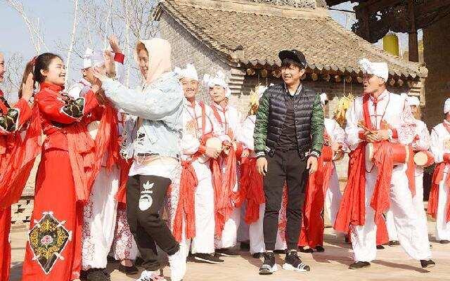 陕北民俗初体验