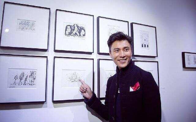 蓝朋友报到:陈坤曝曾因父母离婚出现妄想症 自嘲是老一辈艺人