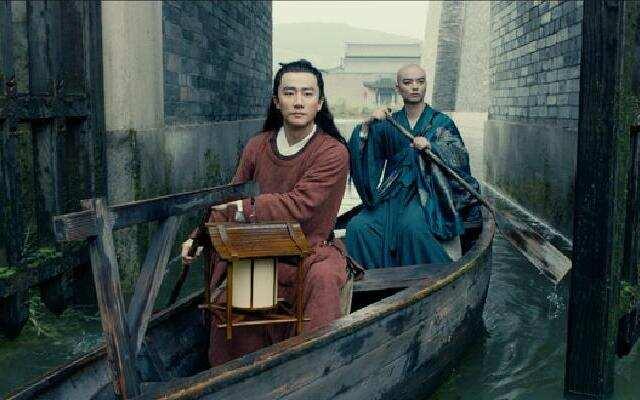 《妖猫传》陈凯歌黄轩16亿打造魔幻大片