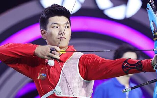 《来吧冠军》贾乃亮为能力展示贡献婚戒 目标物不断变小超刺激