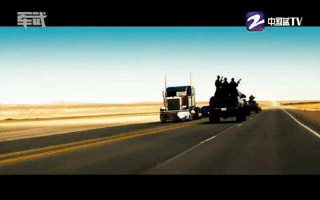 《军武次位面》第四季第15期物料 重卡擎天柱