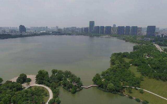 绍兴平原第三大湖